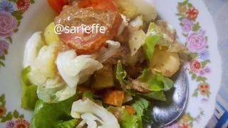 Menu lebaran sederhana dan enak tanpa daging