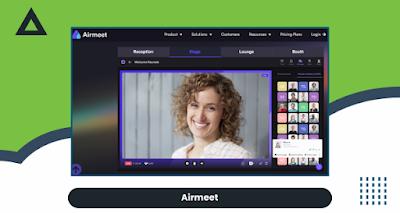 airmeet virtual meeting