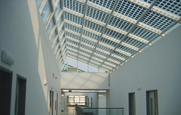 impianto fotovoltaico architettonicamente integrato