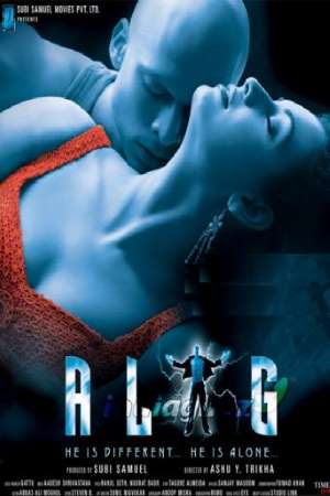 Download Alag: He Is Different…. He Is Alone… (2006) Hindi Movie 480p   720p HDRip 350MB   1.4GB