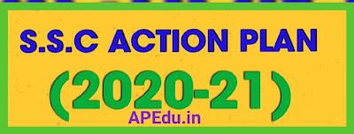 SSC ACTION PLAN (20-21), KRISHNA DT