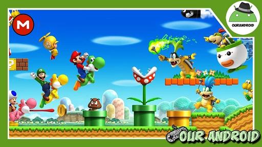 Super Mario Bros 2 HD Para Android