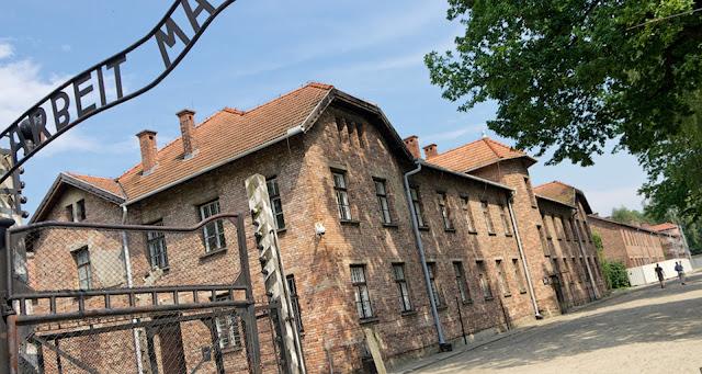 Короткая остановка по дороге в Освенцим - Йоран Розенберг.
