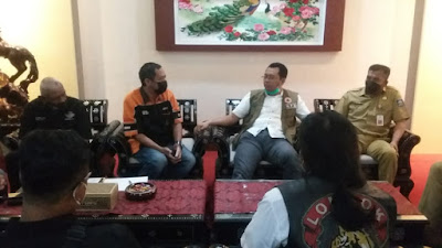 Gubernur NTB Dukung Event HTCI Se Indonesia di Pulau Lombok