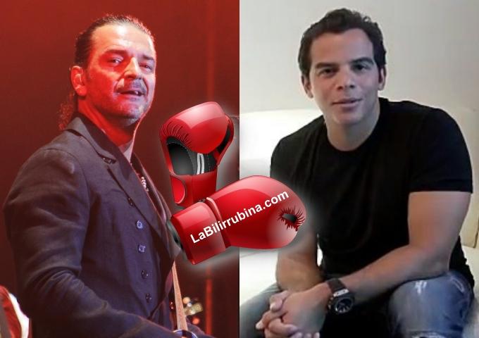 Ricardo Arjona Saymon Díaz