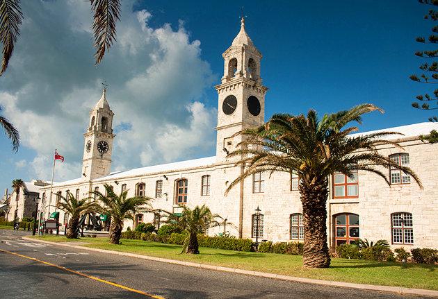 Royal Naval Dockyard,Bermuda