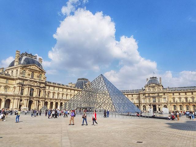 Parigi con i bambini al Louvre