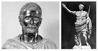 Brutus dan Augustus Octavianus