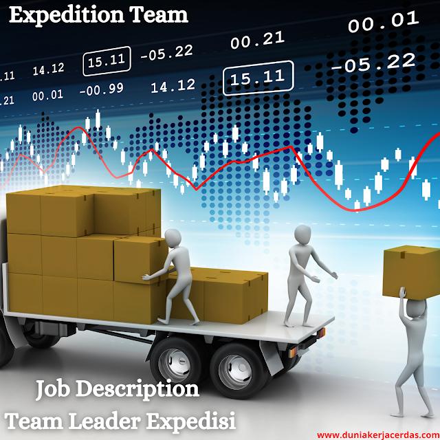 Job Description Team Leader Expedisi Lengkap File Word