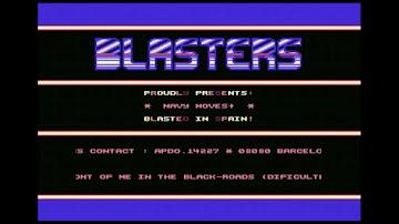 """""""The Blasters Inc."""" Cómo fue la historia del grupo mas grande de """"cracking"""" creado en España #Commodore Plus"""