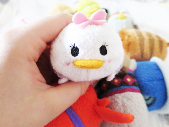 Tsum Tsum Daisy Duck