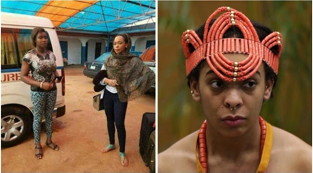 #BBNaija: Photo of Tboss travelling for her NYSC in a public transport re-surfaces, Nigerians react | Nigerian: Breaking News In Nigeria