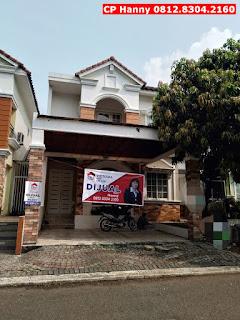 Rumah Bsd Jual, House For Sale In BSD The Green Tangerang, CP 0812.8304.2160