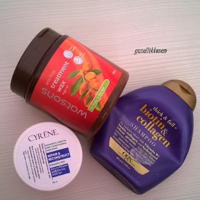 Organix Biotin & Collagen Şampuan