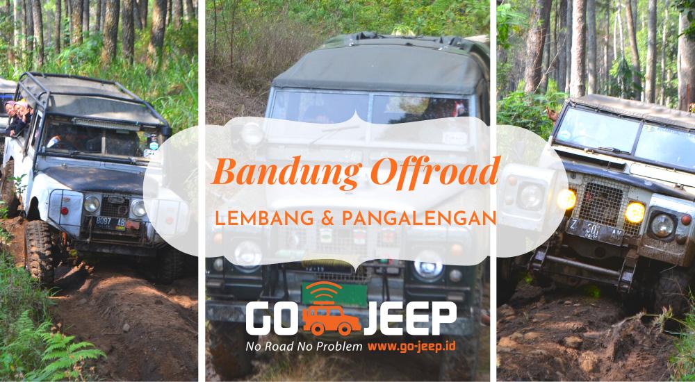 Land Rover Fun Offroad Pangalengan dan Cikole Lembang Bandung