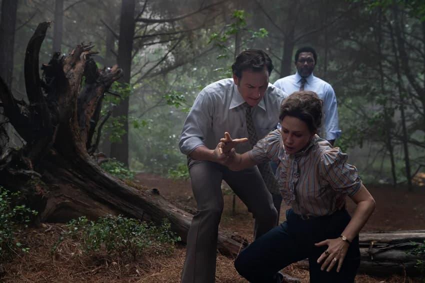 «Заклятие 3: По воле дьявола» (2021) - разбор и объяснение сюжета и концовки. Спойлеры! - 03