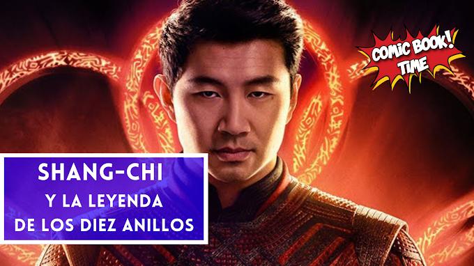 """Cine Reseña: """"Shang-Chi y la leyenda de los Diez Anillos"""""""
