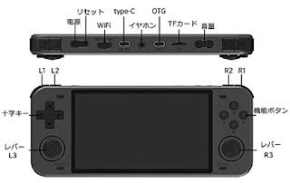 RGB10 Maxのコントローラー
