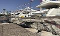 Γκρεμίστηκαν προβλήτες στην Αλικαρνασσό από το σεισμό