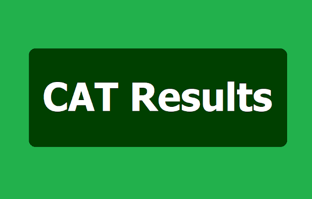 CAT results