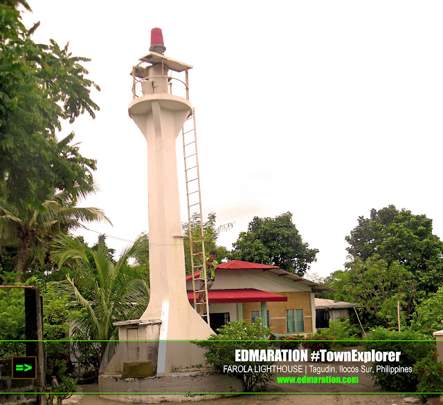 FAROLA LIGHTHOUSE OF TAGUDIN, ILOCOS SUR