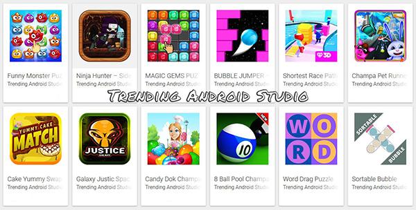 Trending Android Studio Image2