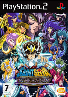 Saint Seiya The Hades (PAL)  PS2 ISO