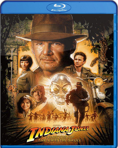 Indiana Jones and the Kingdom of the Crystal Skull [2008] [BD25] [Latino]