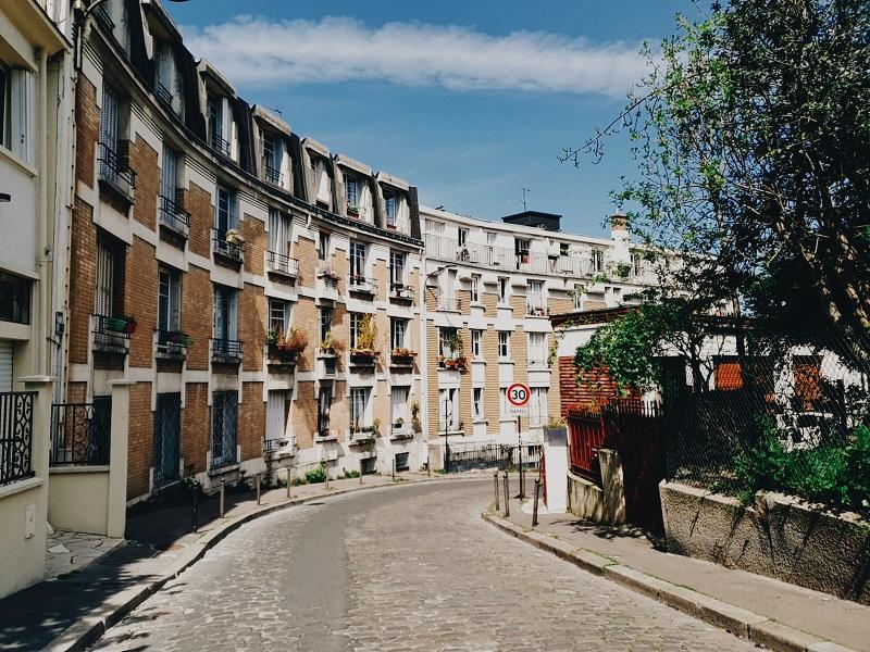 Destination - Visite Paris 19e Butte Bergeyre Mouzaïa