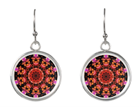 unique pattern art for cool fashion jewelry for teens and all ages great gifts.