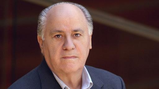 Top Richest People - Amancio Ortega