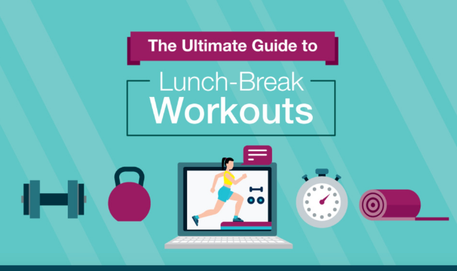 How to Properly Work-Out During Lunch Breaks