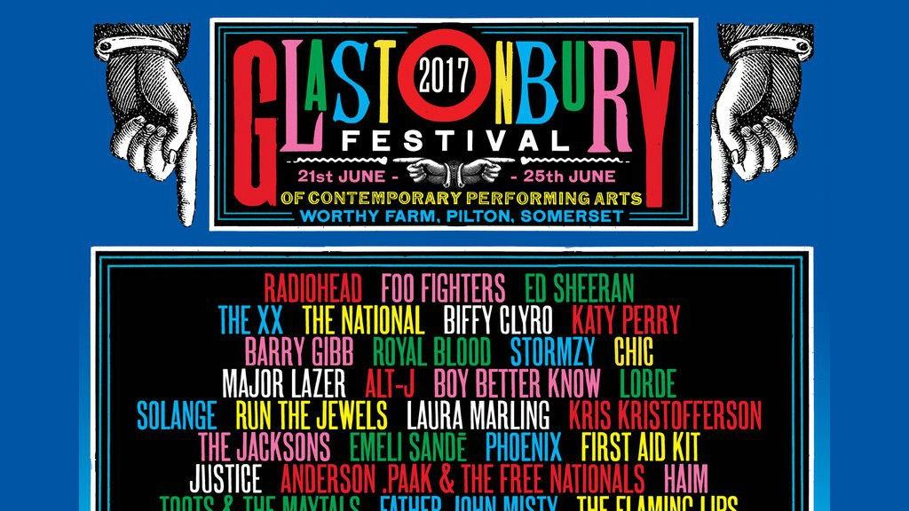 Radiohead Bootlegs Radiohead 2017 06 23 Glastonbury Festival Mp3