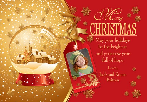 Merry Xmas 2016 Greeting Cards Whatsapp
