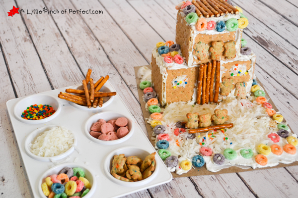 15 Gingerbread House Decorations That Avoid A Sugar Rush