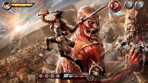 Attack On Titan - trận chiến tồn tại của khiêm tốn người trước loại vĩ đại Titan