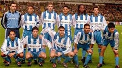 Deportivo la Coruña temporada 99/2000