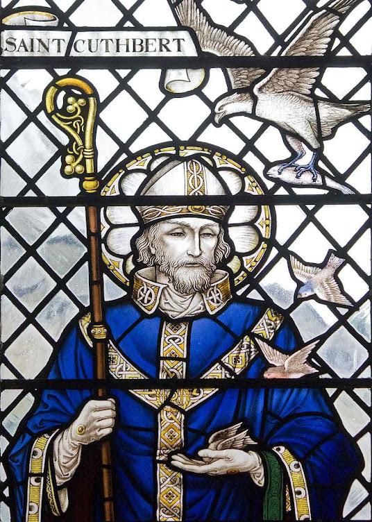 São Cutiberto, catedral de Newcastle, monge e bispo de Lindisfarne