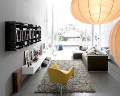 Home Interior With Italian Furniture