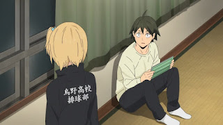 """Hellominju.com : ハイキュー!! アニメ 第4期 9話 それぞれの夜   Haikyuu!! Season4 Ep.9 Haikyuu!! """"Everyone's Night""""    Hello Anime !"""