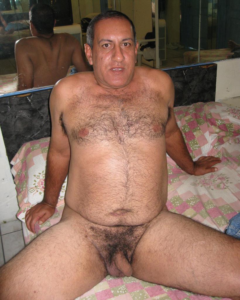 Gay Latino Daddy