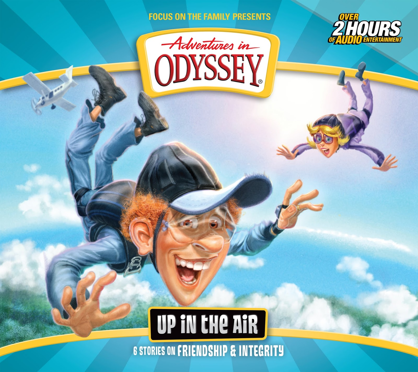 What We Know About Album 63 The Adventures In Odyssey Blog