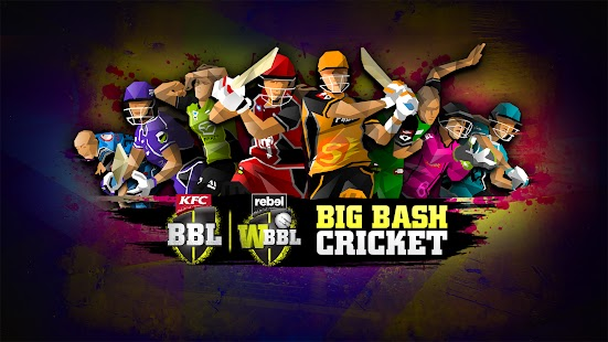 Big Bash Cricket Game