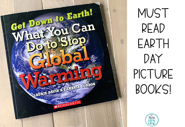 global warming books for kids