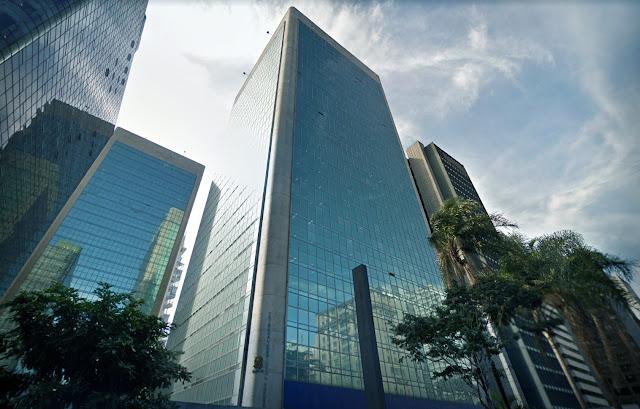 Sede do TRF-3, na Av. Paulista