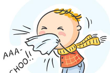 Cara Menyembuhkan Flu dan Pilek dengan Cepat Tanpa Obat