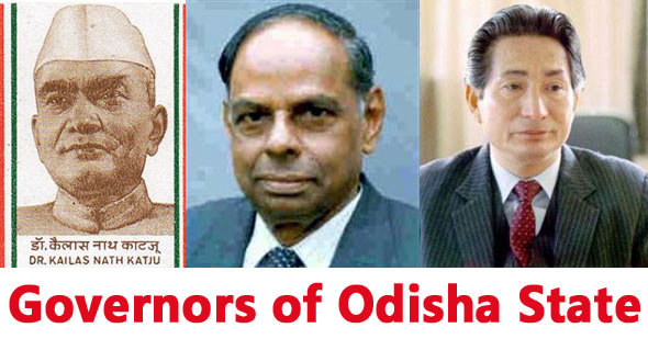 Governors of Odisha