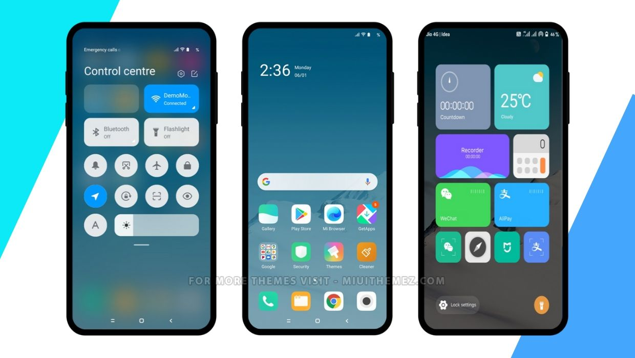 UI 12 v12 Theme for MIUI 12 and MIUI 11