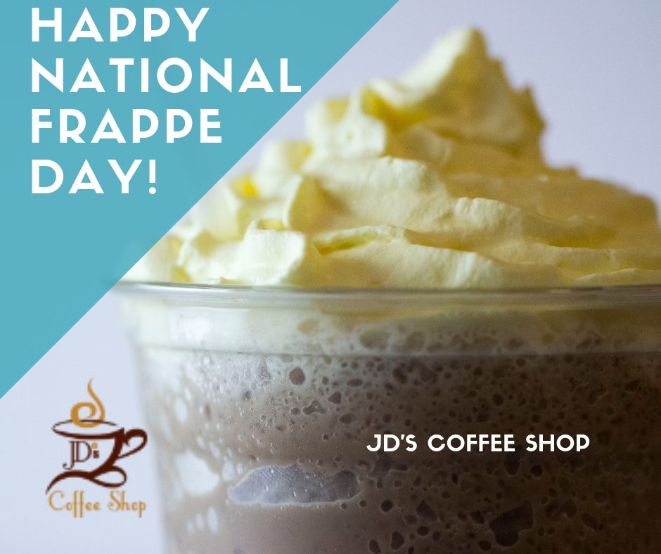 National Frappe Day Wishes for Whatsapp
