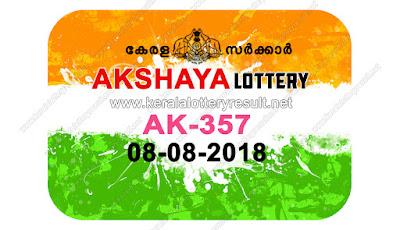 KeralaLotteryResult.net , kerala lottery result 8.8.2018 akshaya AK 357 8august 2018 result , kerala lottery kl result , yesterday lottery results , lotteries results , keralalotteries , kerala lottery , keralalotteryresult , kerala lottery result , kerala lottery result live , kerala lottery today , kerala lottery result today , kerala lottery results today , today kerala lottery result , 8 08 2018 8.08.2018 , kerala lottery result 8-08-2018 , akshaya lottery results , kerala lottery result today akshaya , akshaya lottery result , kerala lottery result akshaya today , kerala lottery akshaya today result , akshaya kerala lottery result , akshaya lottery AK 357results 8-08-2018 , akshaya lottery AK 357, live akshaya lottery AK-357 , akshaya lottery , 8/8/2018 kerala lottery today result akshaya ,8/08/2018 akshaya lottery AK-357 , today akshaya lottery result , akshaya lottery today result , akshaya lottery results today , today kerala lottery result akshaya , kerala lottery results today akshaya , akshaya lottery today , today lottery result akshaya , akshaya lottery result today , kerala lottery bumper result , kerala lottery result yesterday , kerala online lottery results , kerala lottery draw kerala lottery results , kerala state lottery today , kerala lottare , lottery today , kerala lottery today draw result,